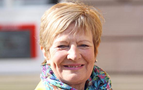 Angus councillor Lynne Devine.