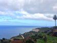 The coastline of La Gomera.