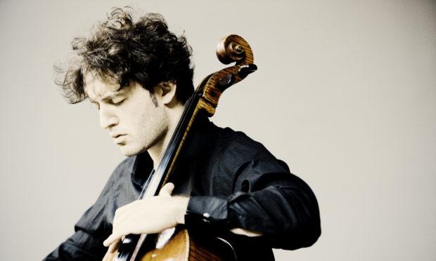 Cellist Nicolas Altstaedt.