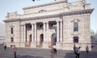 Artist impressions of Perth City Hall