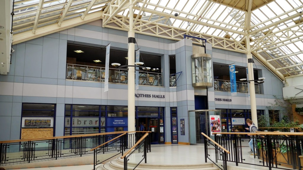 The Rothes Halls.