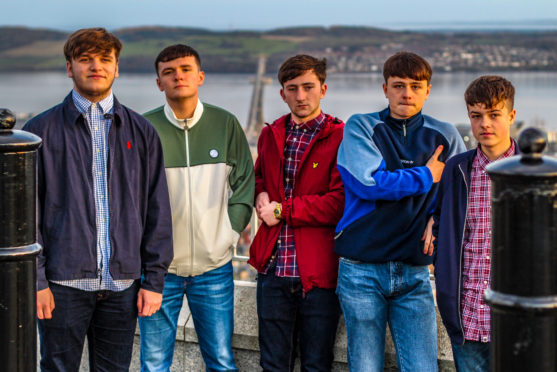 Dundee band Ruvellas will headline Hit the Road at Church