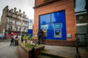 The Bank of Scotland at Marketgait, Dundee.