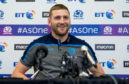 Scotland's Finn Russell is back with the Scotland squad after starting life in Paris with Racing 92.