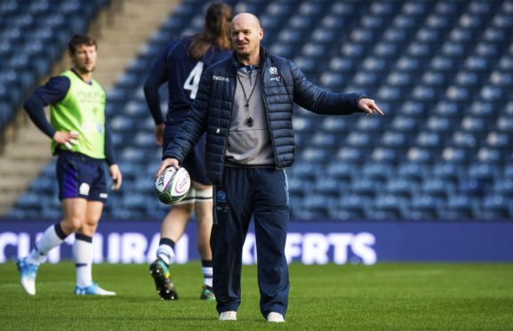 Gregor Townsend's fast-paced style will need to cope with South Africa's power at Murrayfield.
