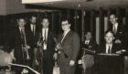 The East Coast Jazzmen in 1963.