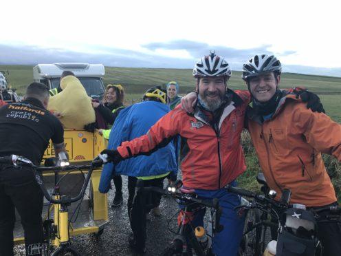 Scot and Matt Baker.
