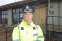 """Chief Inspector Steven Hamilton says it is largely a """"positive picture"""" in Tay Bridgehead in terms of anti-social behaviour."""