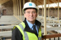 David Maxwell, managing director of George Martin Builders, confirmed he had dismissed 16 tradespeople.