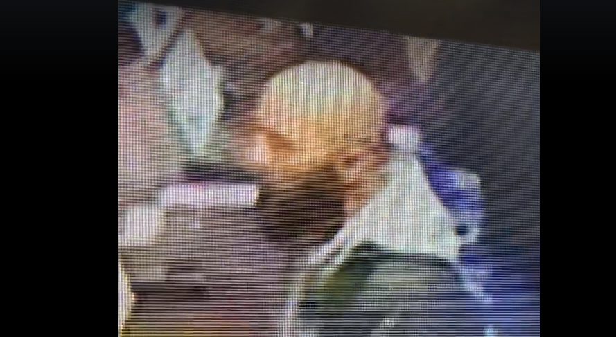 Workers at Dundee's 3000RPM said the man in this image attempted some type of credit card fraud in their Brown Street store on Saturday afternoon.