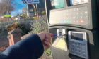 A cash payment option is to be installed at some of the Angus meters.