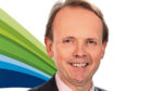 SSE chief executive Alistait Phillips-Davies