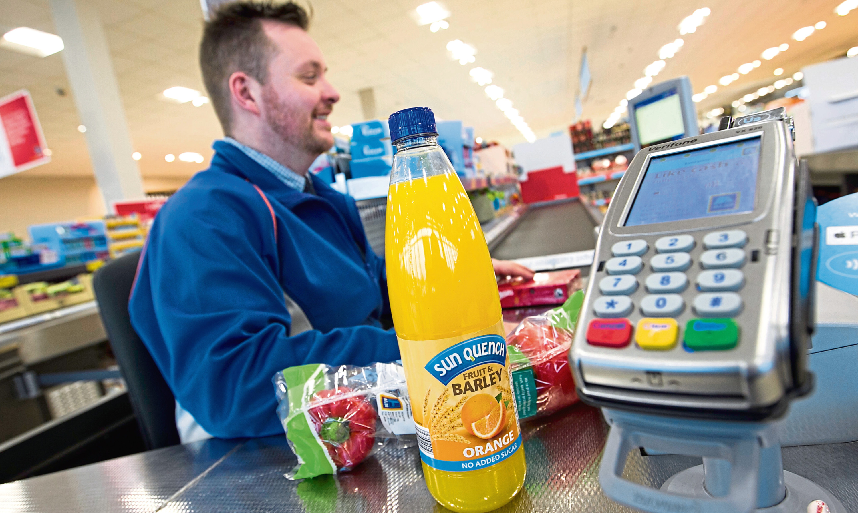 Aldi will add a further eight stores to its Scottish network in the new year.