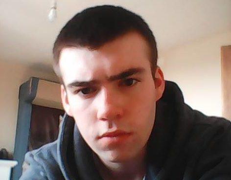 Aaron Ednie appeared in court from custody.