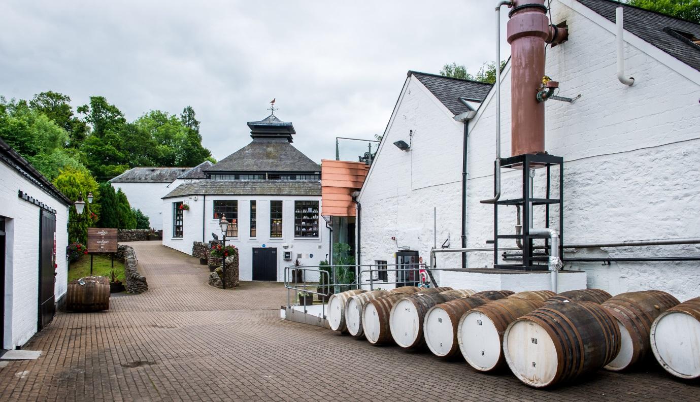 Glenturret Distillery at Crieff