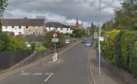 The stretch of road in Invergowrie is said to be causing problems with speeding motorists.