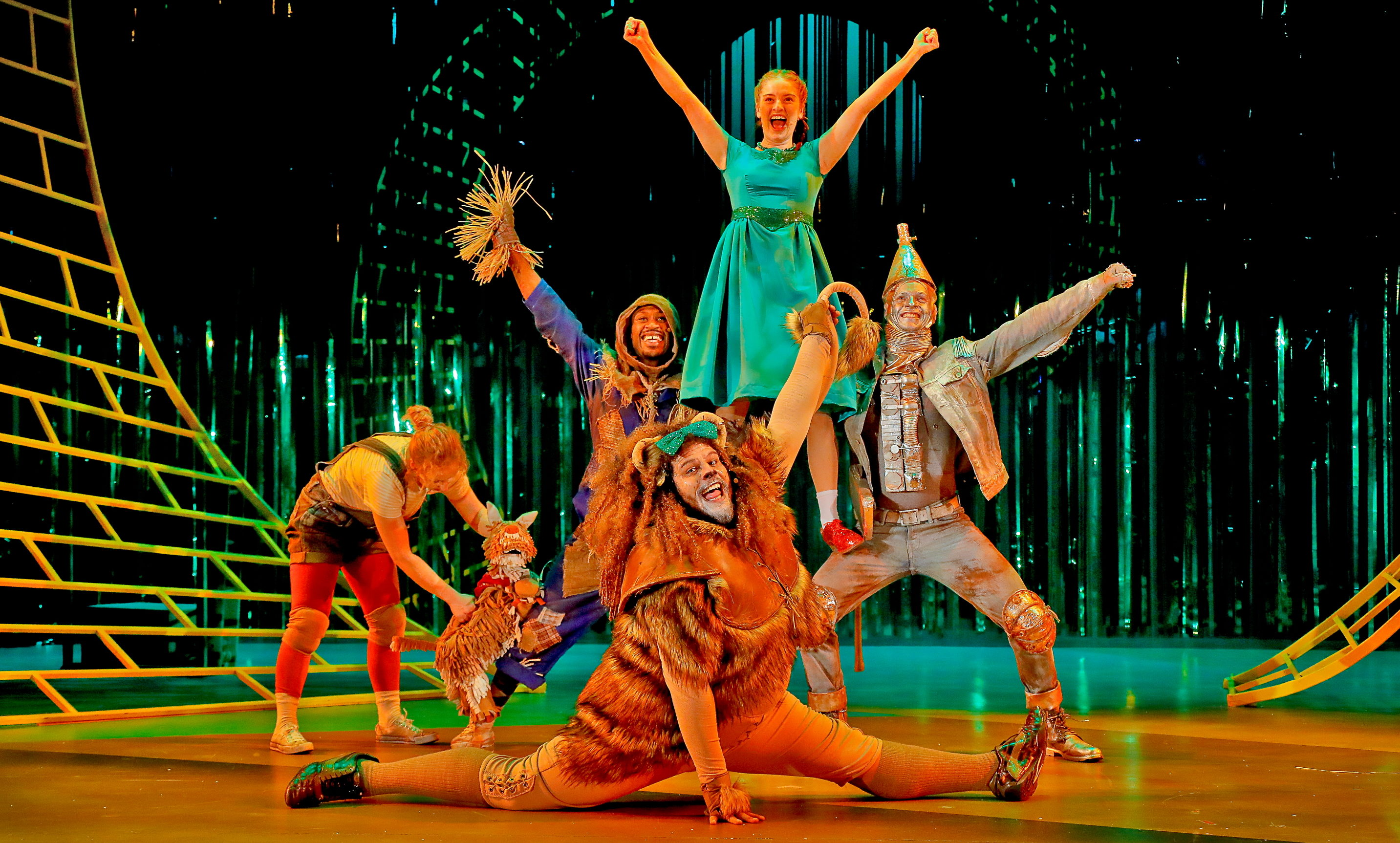 The Wizard of Oz at Pitlochry Festival Theatre