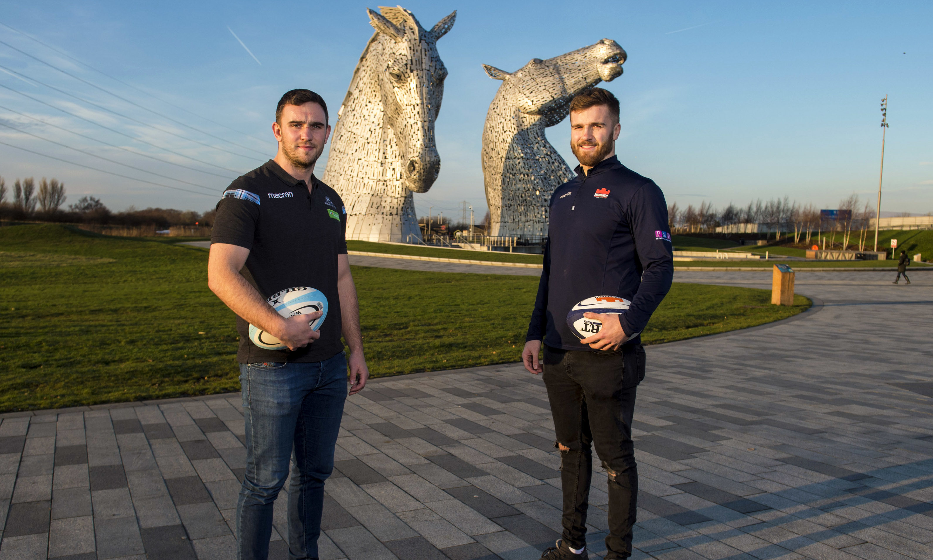 Glasgow Warriors' Adam Ashe and Edinburgh' Luke Crosbie preview the 1872 Cup.
