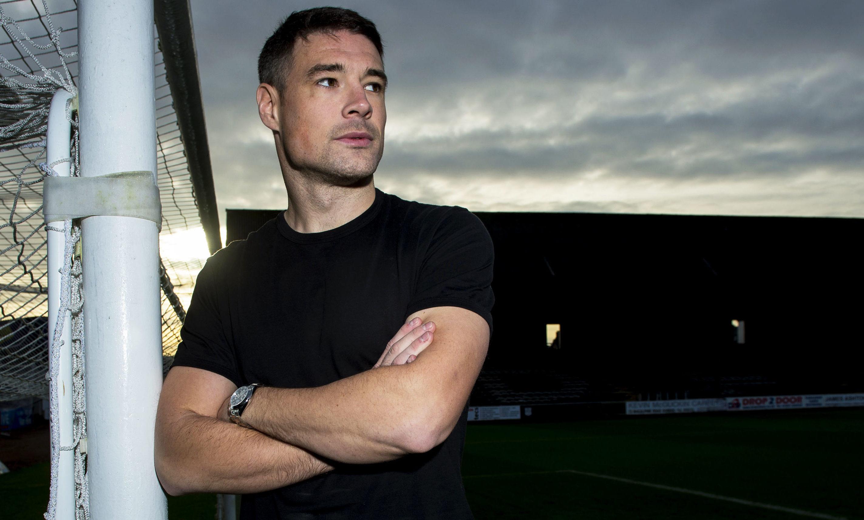 Dundee's Darren O'Dea.
