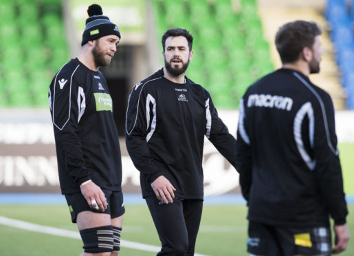 Ryan Wilson (l) and Alex Dunbar (c) return to the Glasgow side for the 1872 Cup second leg.