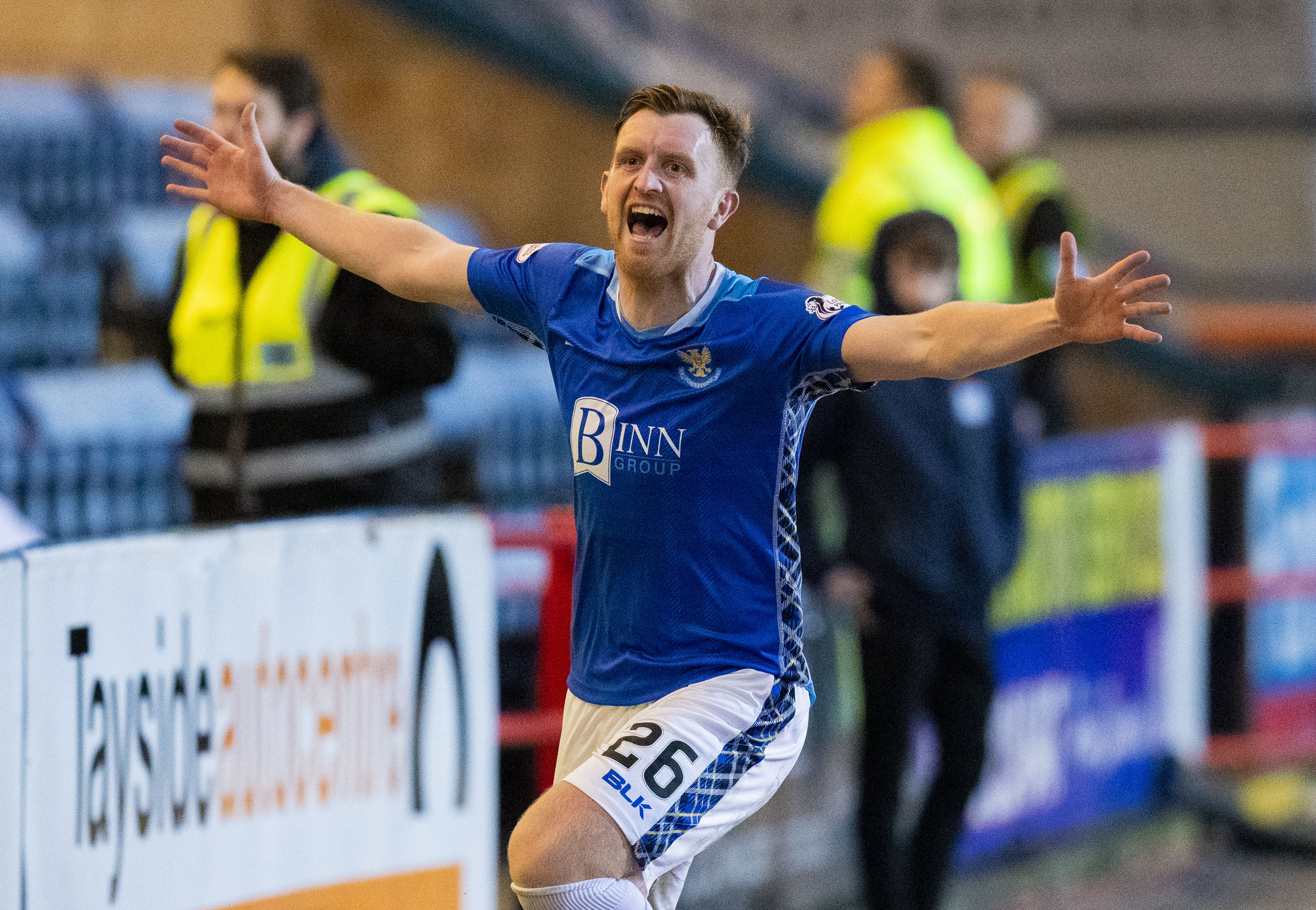 Liam Craig can't wait for the action to return