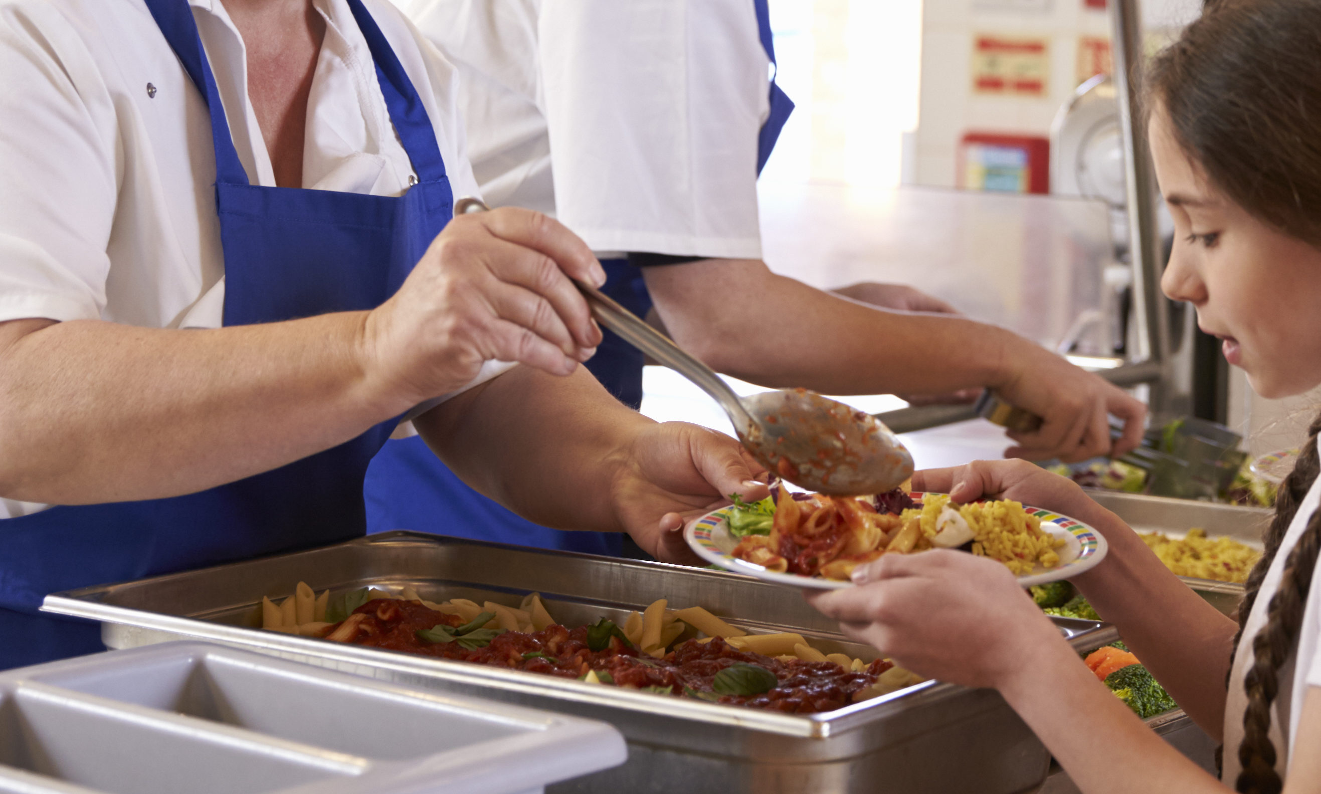 Some school kitchens have not been inspected for a decade