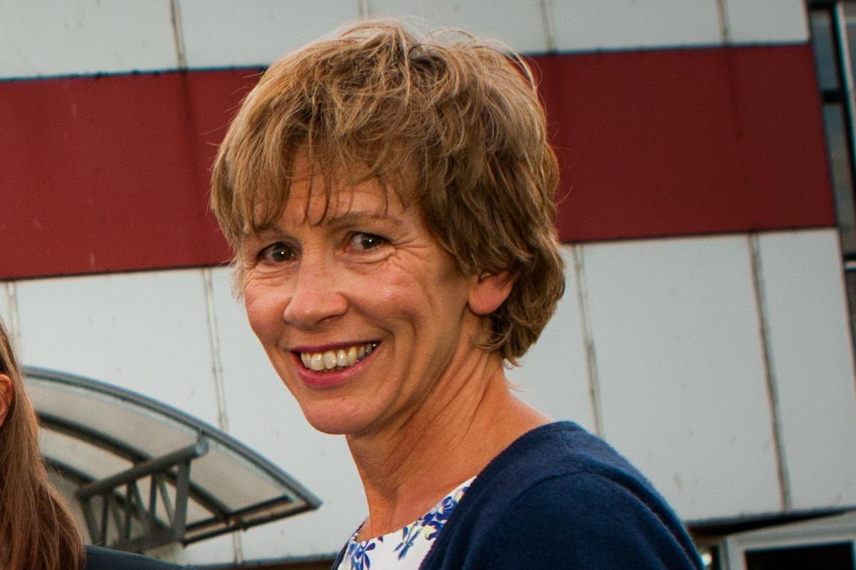 Angus Council chief executive Margo Williamson.
