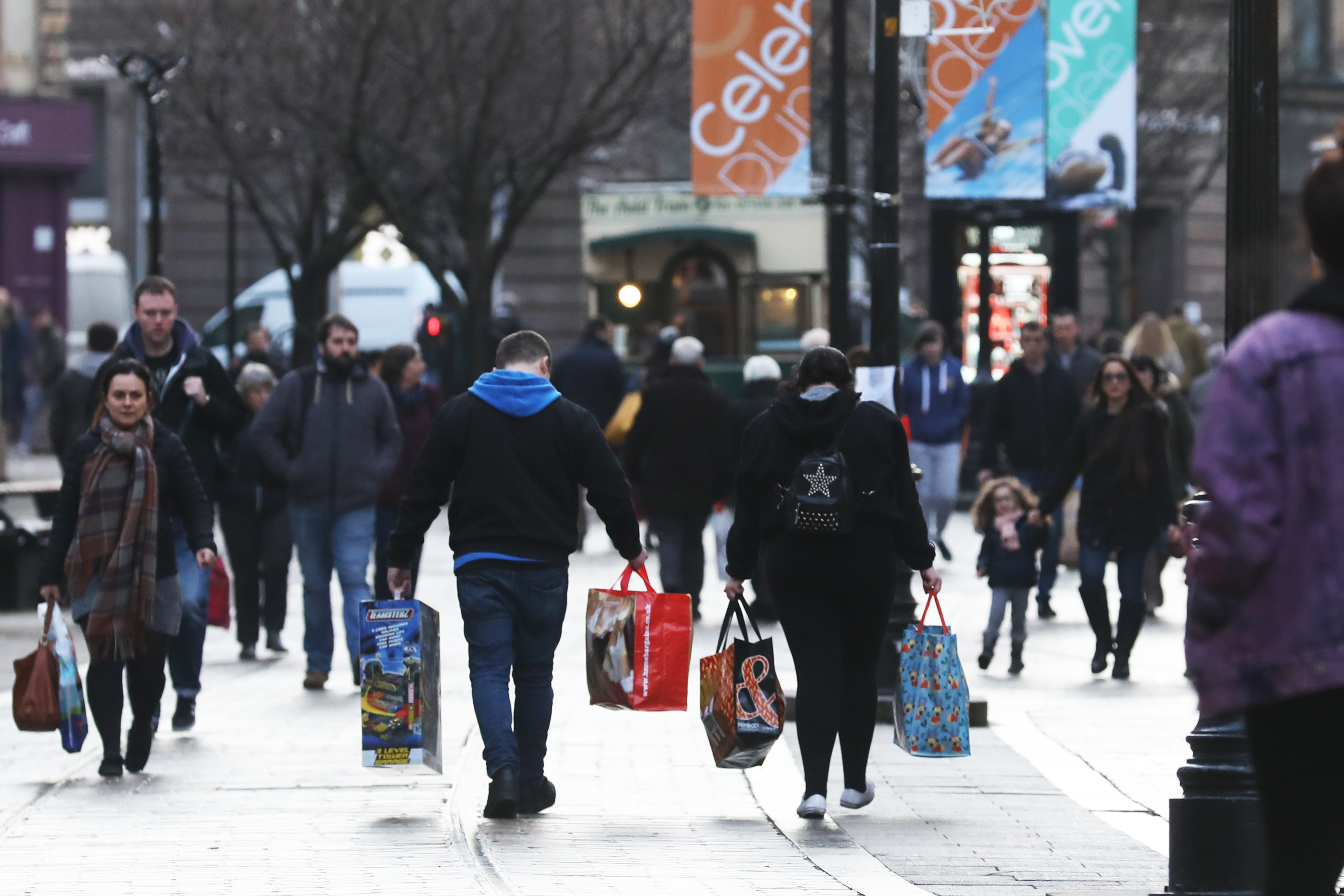 Our lead letter writer says we'll need to find another use for town centres as traditional shopping is in terminal decline.