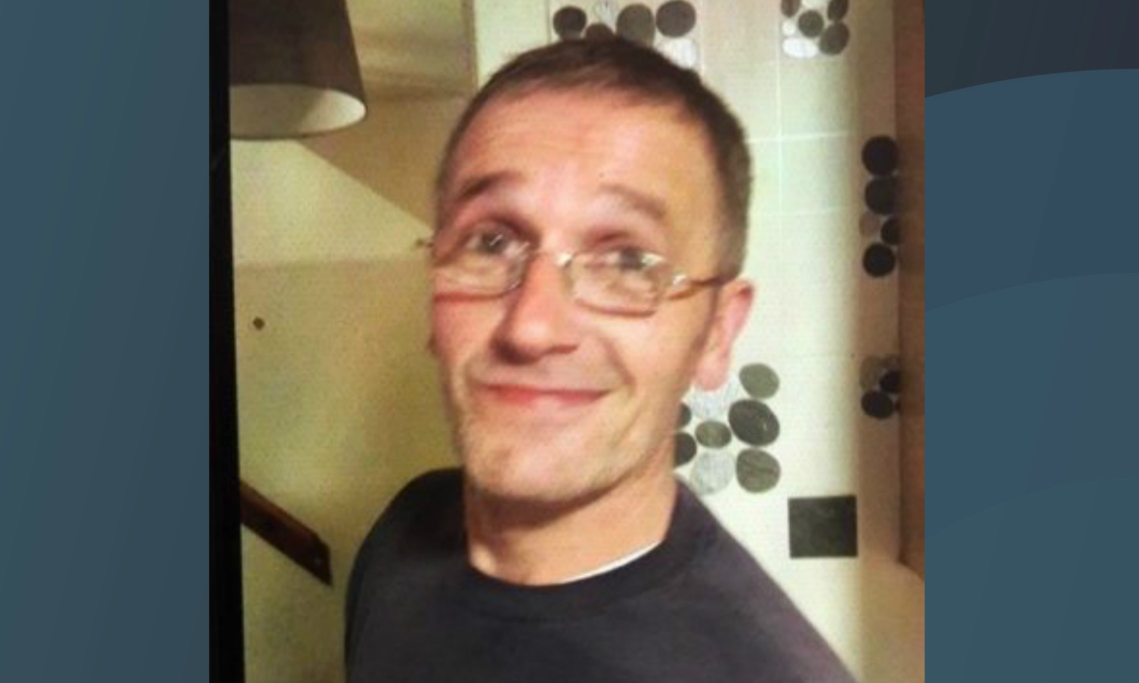 John Bedborough was reported missing from his home in Oakley