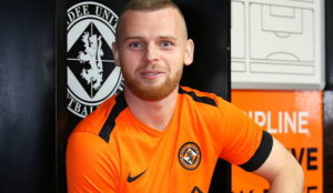 Dundee United central defender Mark Connolly facing lengthy injury absence