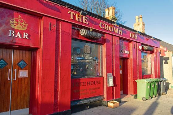 The Corwn Inn.