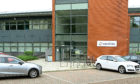 Eurofins' office at Dundee Technology Park.