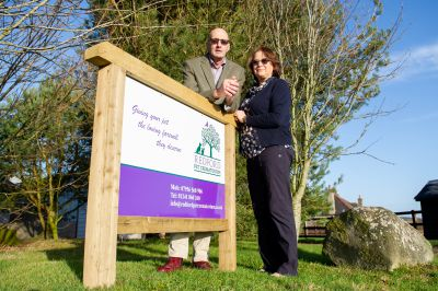 Euan and Christine Sturrock have established Redford Pet Crematorium.