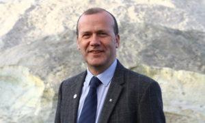 Councillor Mark Flynn.