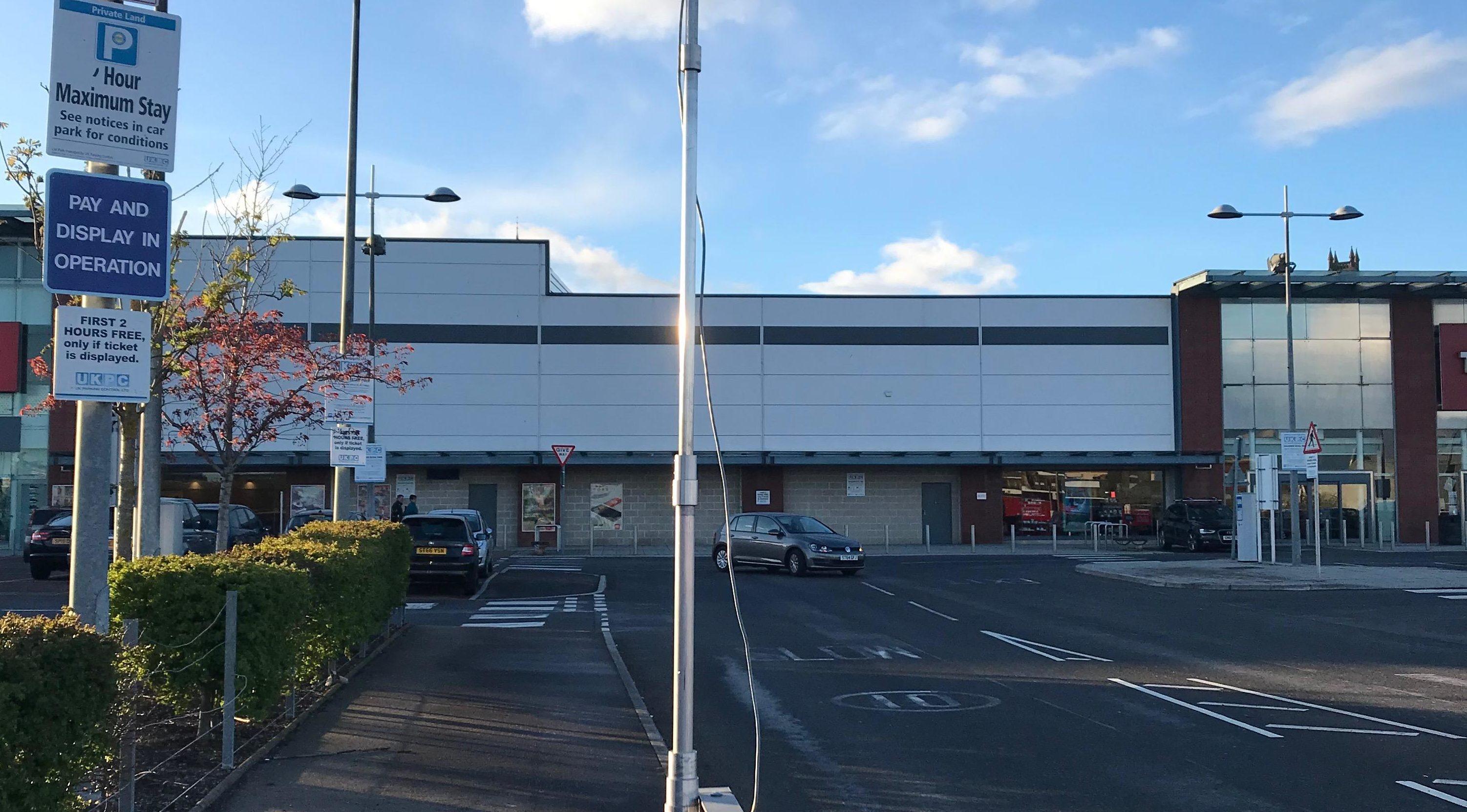 Gallagher Retail Park