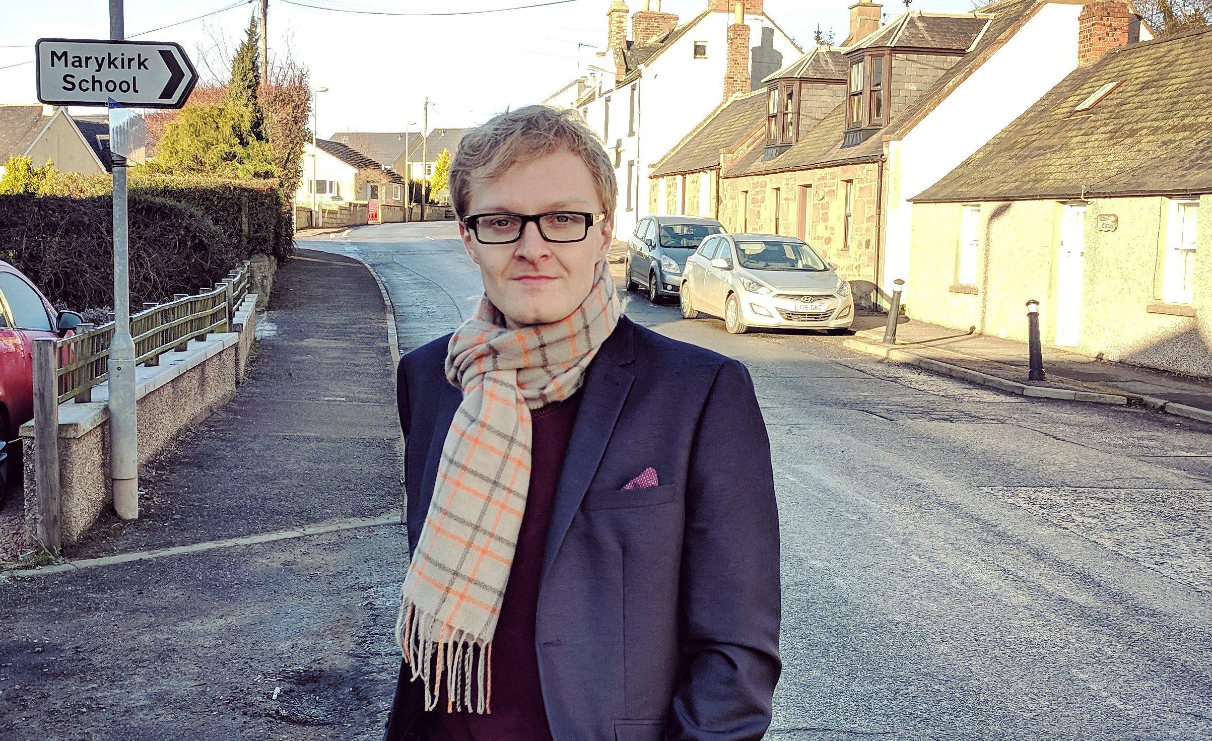 Councillor Leigh Wilson.