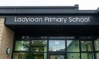 The new Ladyloan Primary School.