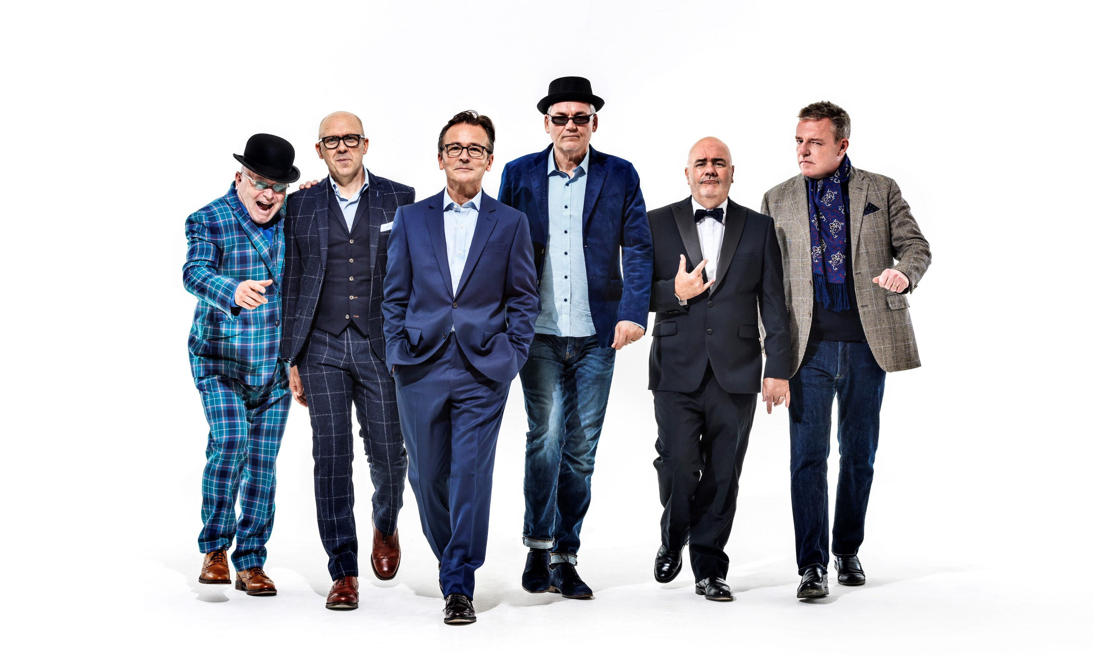 Madness were formed in 1976 and continue to perform to sell-out audiences across the UK.