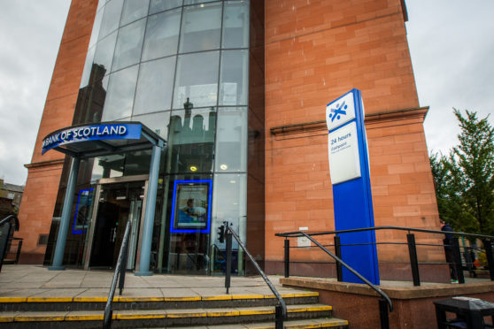 Bank of Scotland, West Marketgait, Dundee