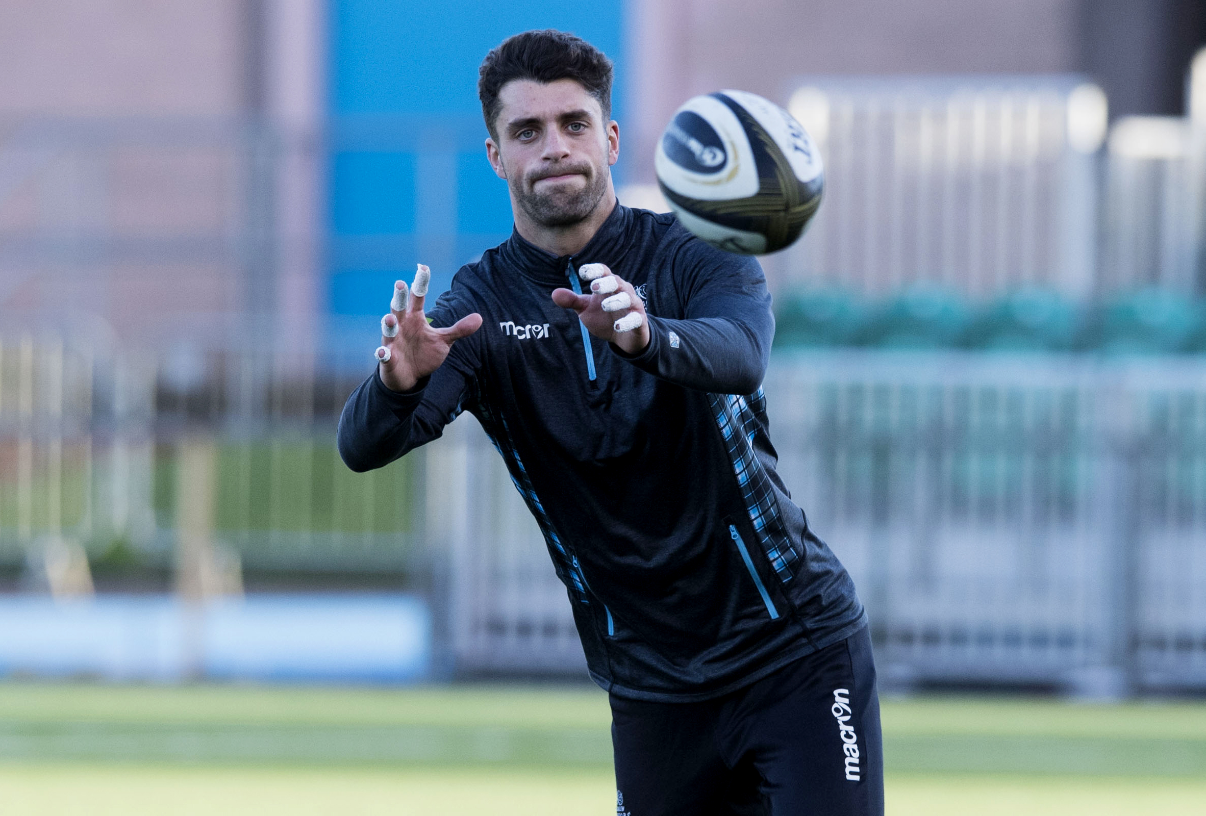 Glasgow Warriors' Adam Hastings.