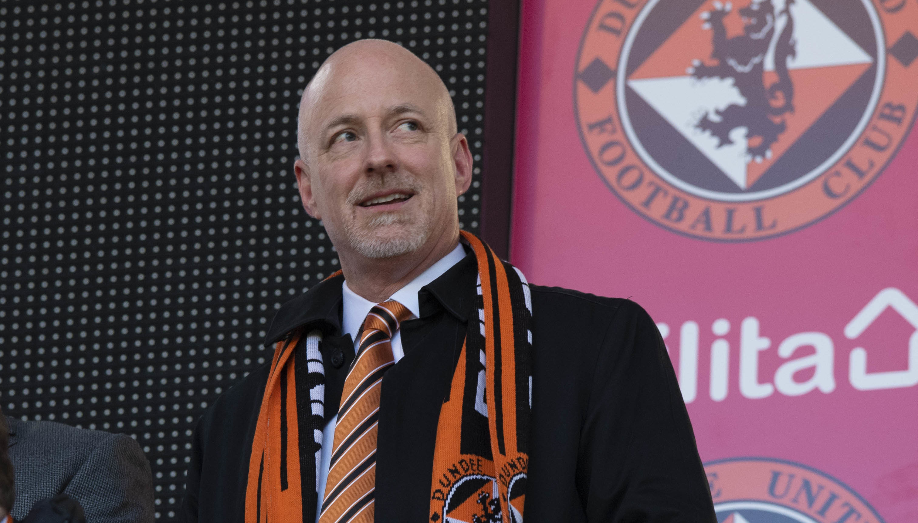 Mark Ogren needs to cut costs at Dundee United.