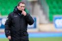 Glasgow Warriors' assistant coach Kenny Murray.