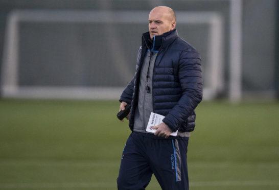 Scotland head coach Gregor Townsend.