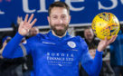 Stephen Dobbie is Queen of the South's main man
