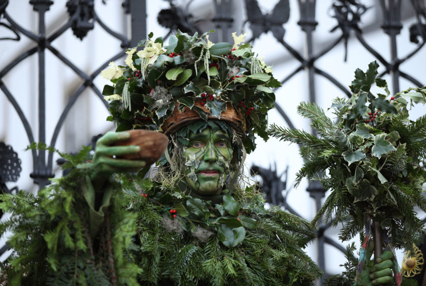 For many modern Pagans, the Green Man is used as a symbol of seasonal renewal and ecological awareness