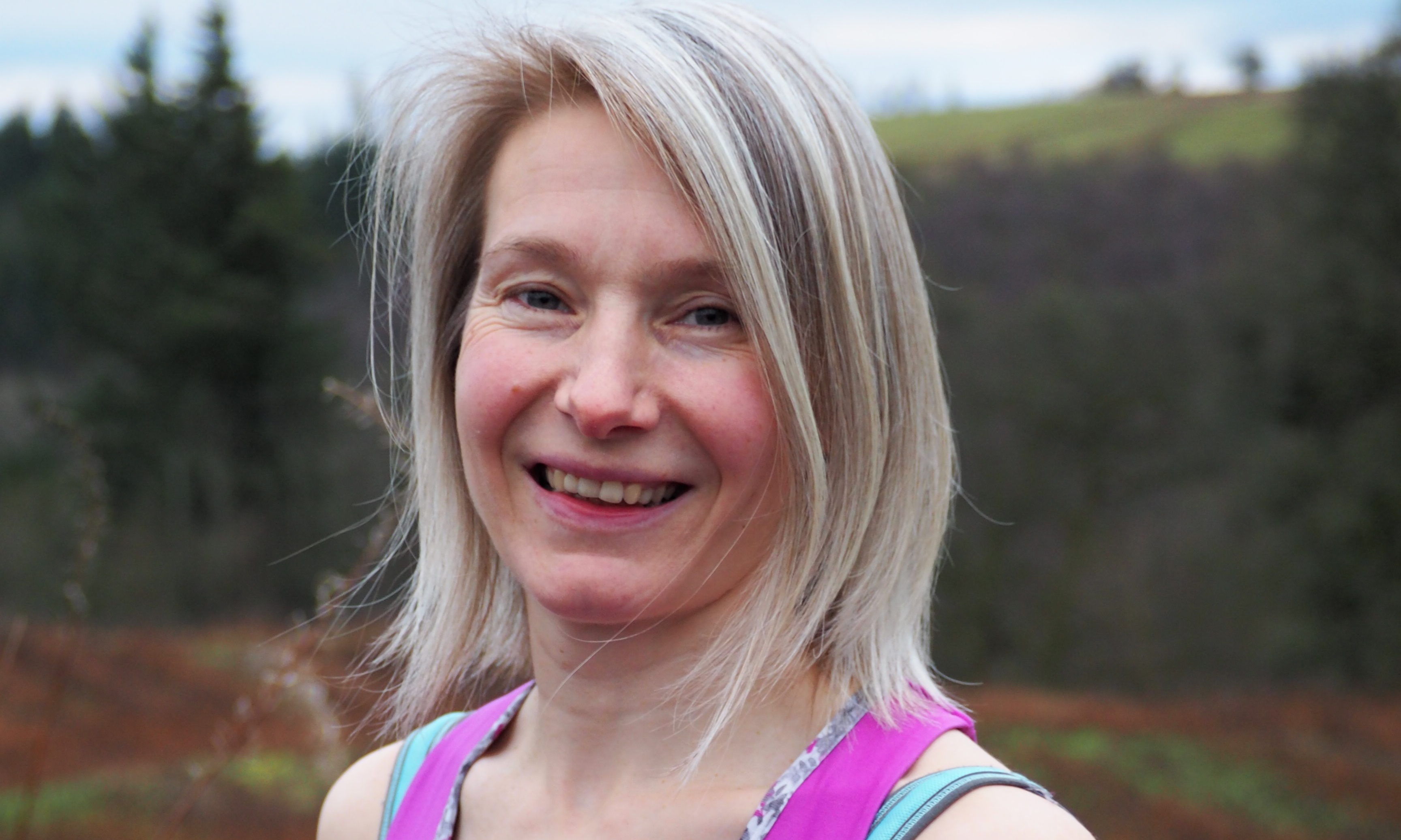 Susie Black is a personal trainer and pilates instructor based in Coupar Angus