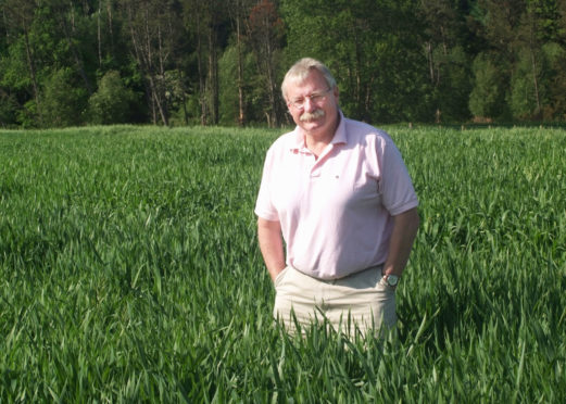 Professor Wayne Powell of SRUC was speaking at the SAOS co-operatives conference.