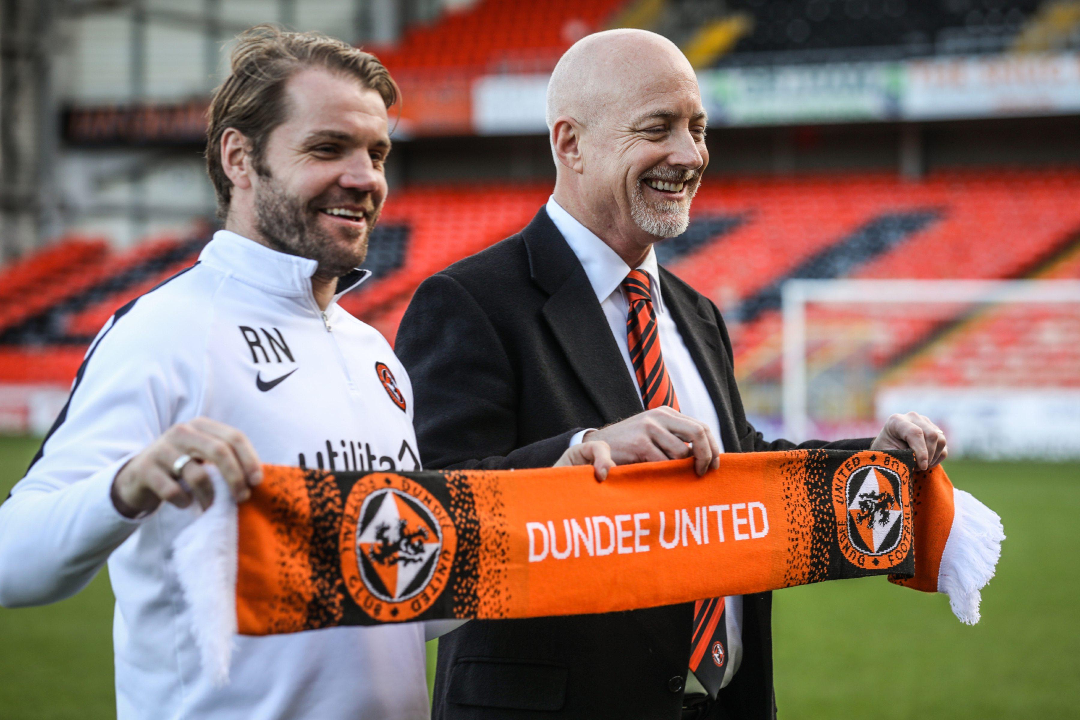 Robbie Neilson and Mark Ogren.