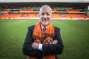 Dundee United owner and chairman Mark Ogren.