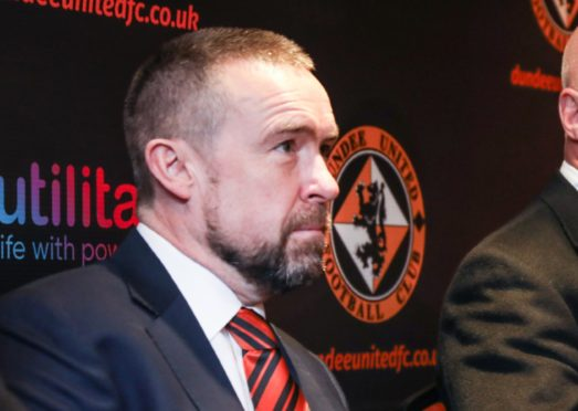 United managing director, Mal Brannigan.